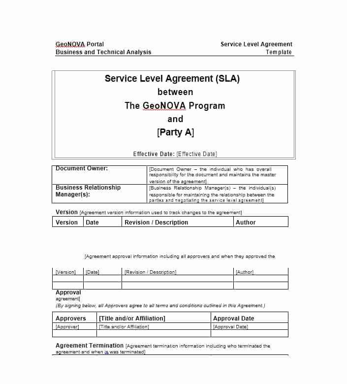 Master Service Agreement Template Luxury Master Service Agreement Template