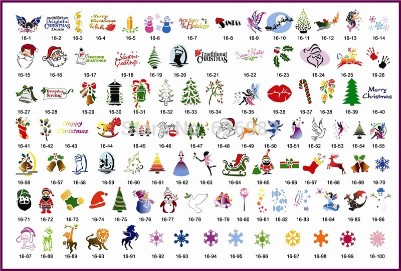 Medical Face Sheet Template Fresh Temporary New Tattoo Stencil Book for Christmas Template