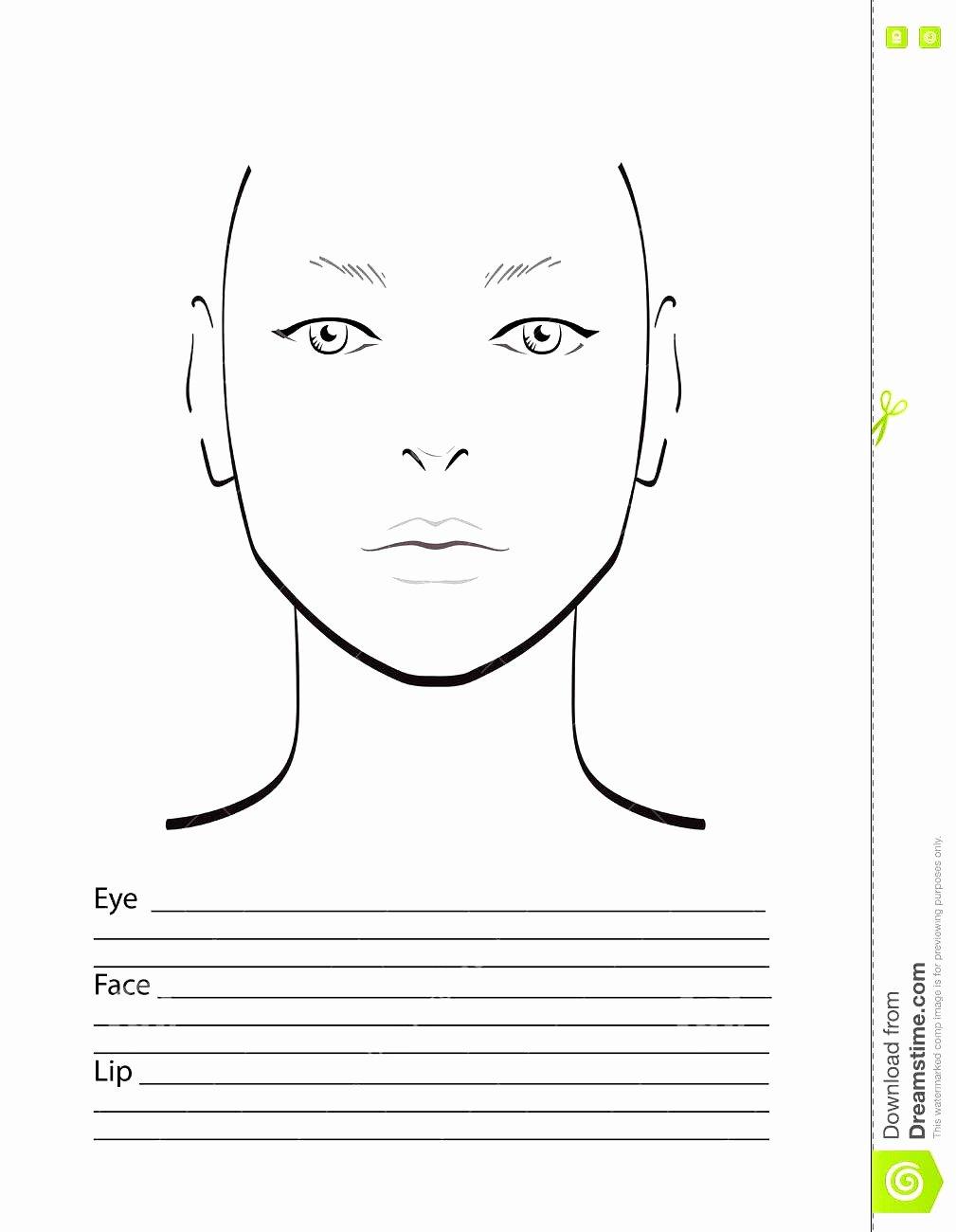 Medical Face Sheet Template Inspirational Blank T Chart Mughals