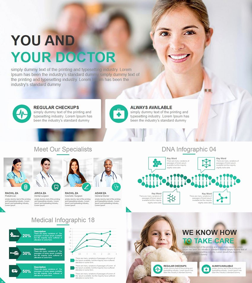 Medical Ppt Template Free Beautiful 25 Medical Powerpoint Templates for Amazing Health
