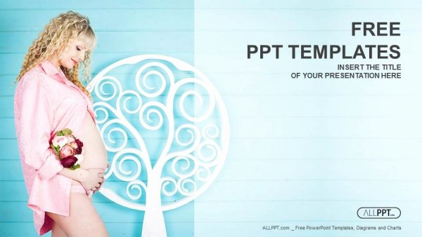 Medical Ppt Template Free Beautiful Pregnant Woman Powerpoint Templates