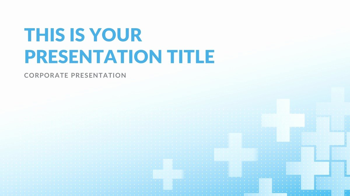 Medical Ppt Template Free New Clinic Medical Free Powerpoint Template Keynote theme