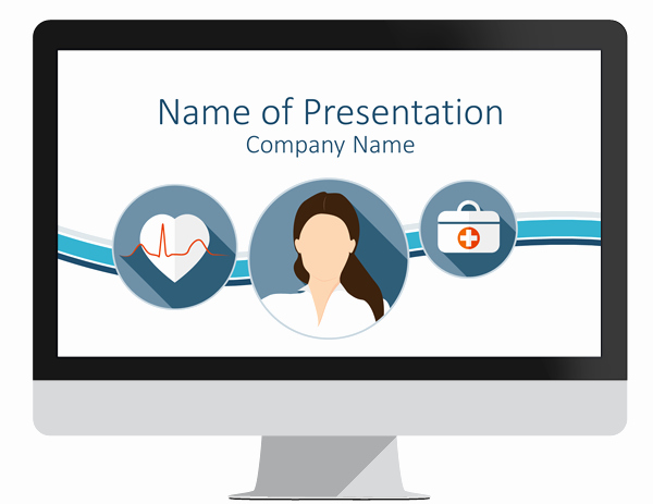 Medical Ppt Template Free Unique Healthcare Powerpoint Template Presentationdeck