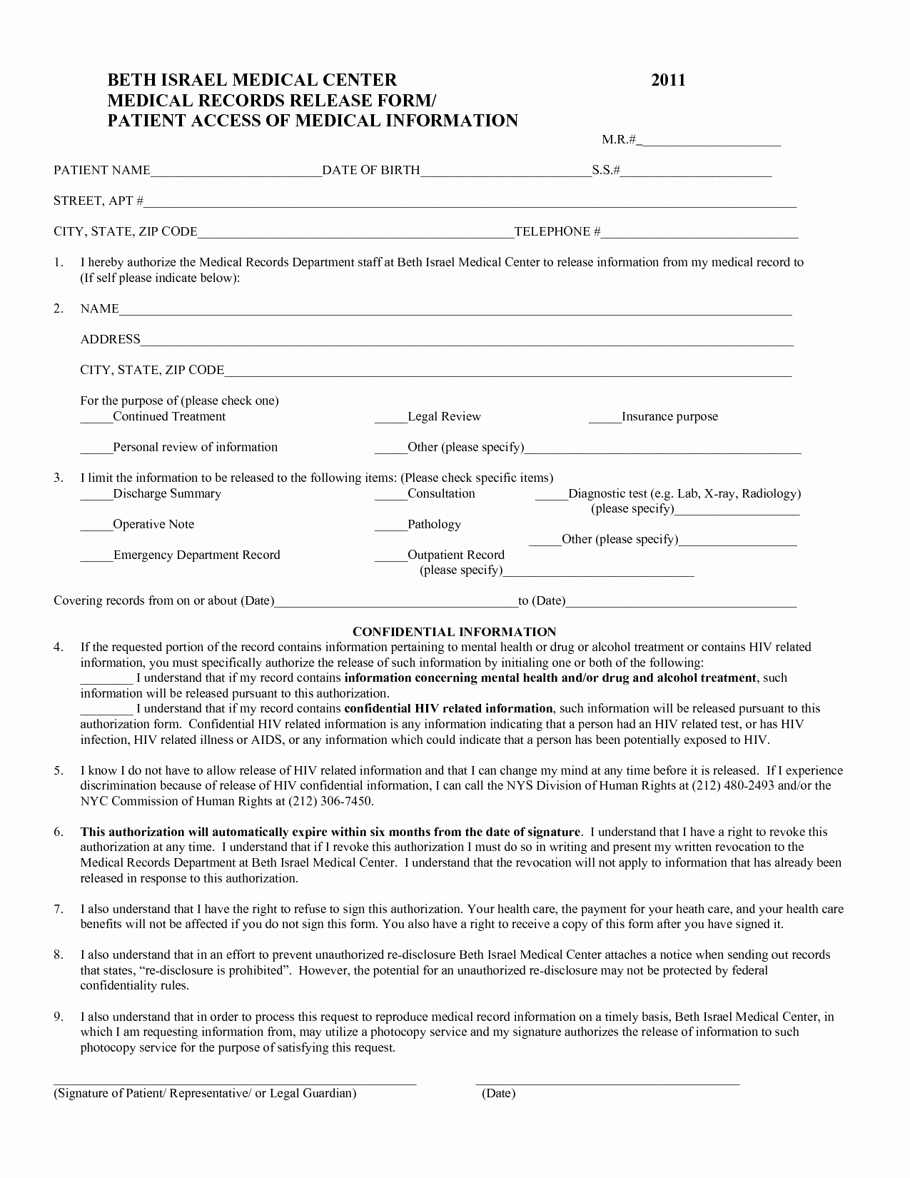 Medical Records form Template Best Of Medical form Templates – Templates Free Printable