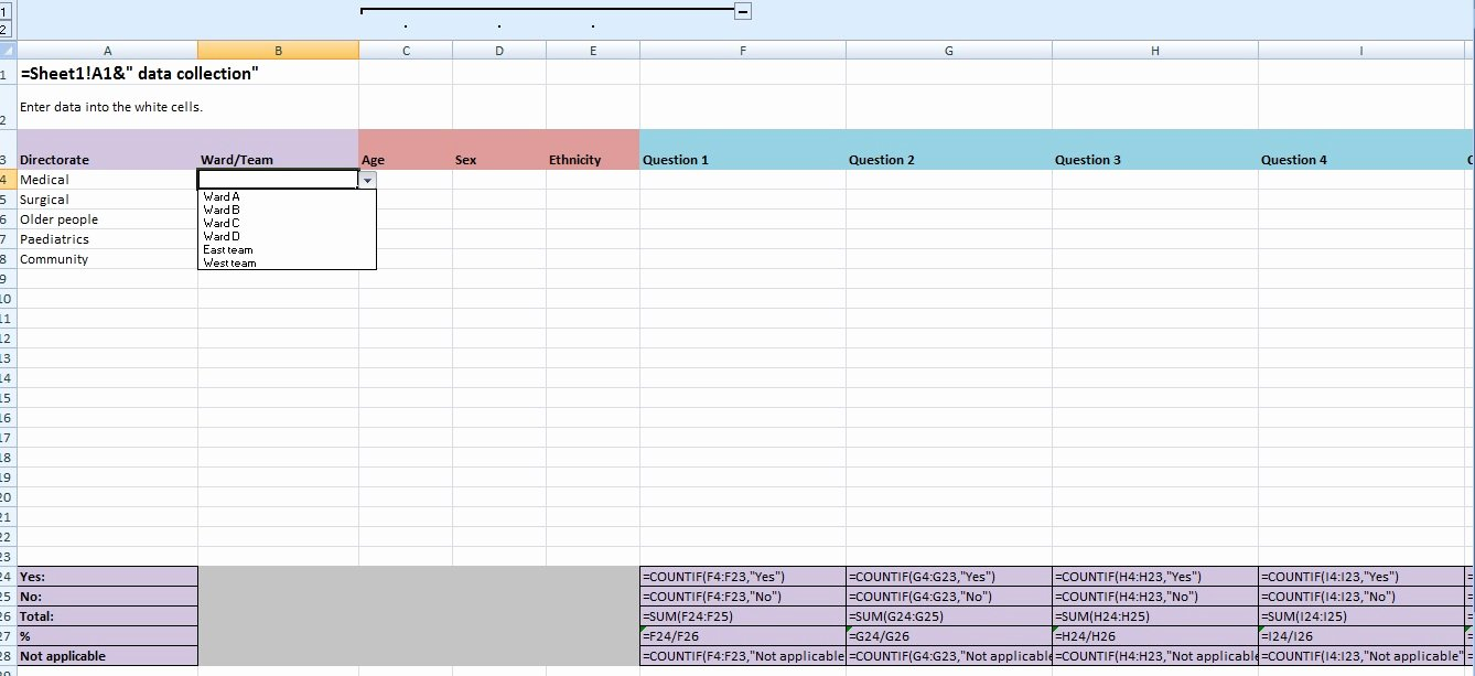 medical supply inventory spreadsheet