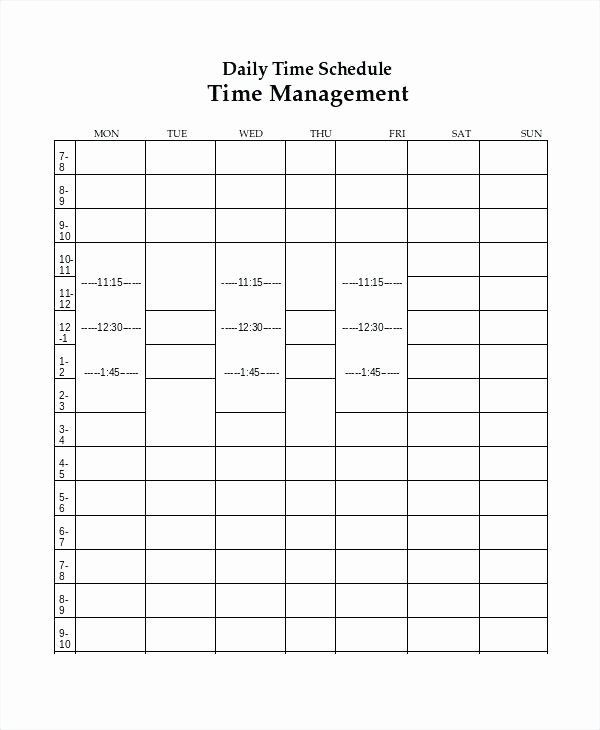 Medication Schedule Template Excel Fresh Free Daily Medication Schedule Template Medicine Chart
