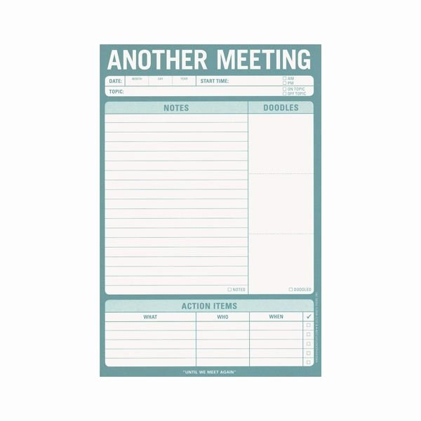 Meeting Action Items Template Best Of 10 Best Meeting Minutes Images On Pinterest
