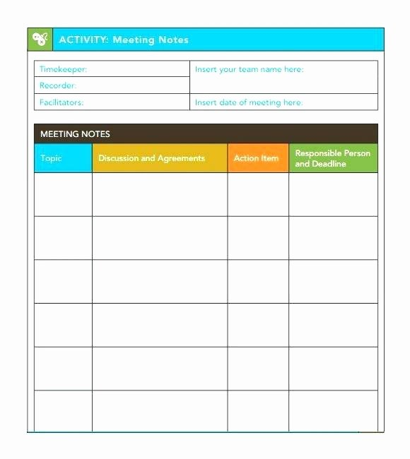 Meeting Minutes Template Excel Best Of Action Item Tracker Excel List Spreadsheet Template Task