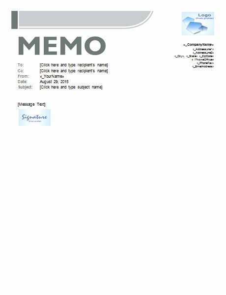 Memo Template for Word Beautiful Memo Template Templates for Microsoft Word
