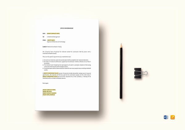 Memo Template Google Docs Awesome 17 Fice Memo Examples Samples
