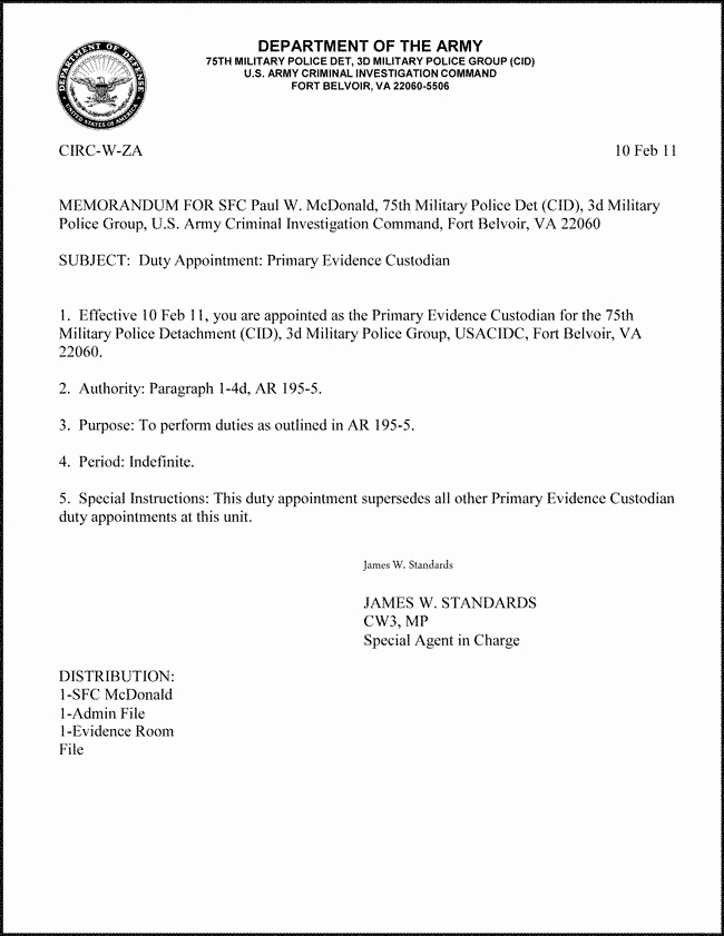 Memorandum for Record Template Lovely Blank Army Memorandum Template to Pin On
