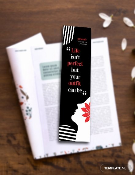 Memorial Bookmarks Template Free New Free Memorial Bookmark Template Download 14 Bookmarks In