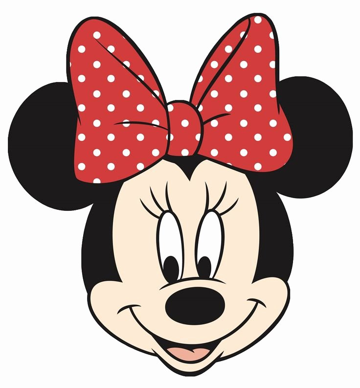 Mickey Mouse Face Template Beautiful 1000 Images About Mickey Mouse On Pinterest