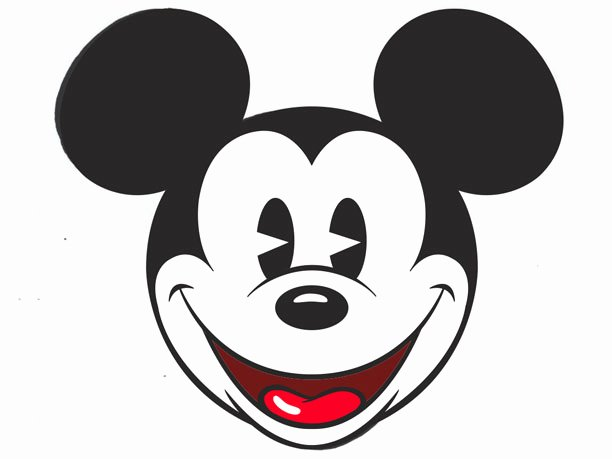 Mickey Mouse Face Template Luxury Free Mickey Mouse Head Download Free Clip Art Free
