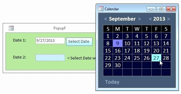 ms access calendar template database templates student sample microsoft 2013 inventory lovely best templat