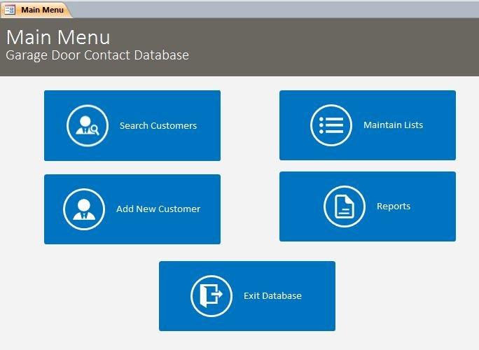 Microsoft Access form Template Unique Access 2013 form Templates Alfonsovacca