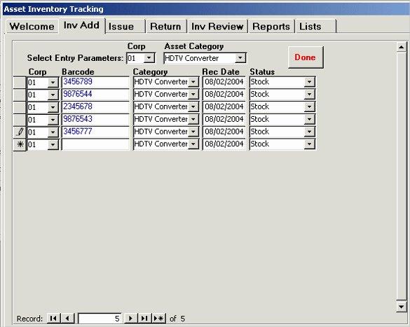 Microsoft Access Inventory Template Beautiful Access Inventory Templates – 16 Free Sample Example