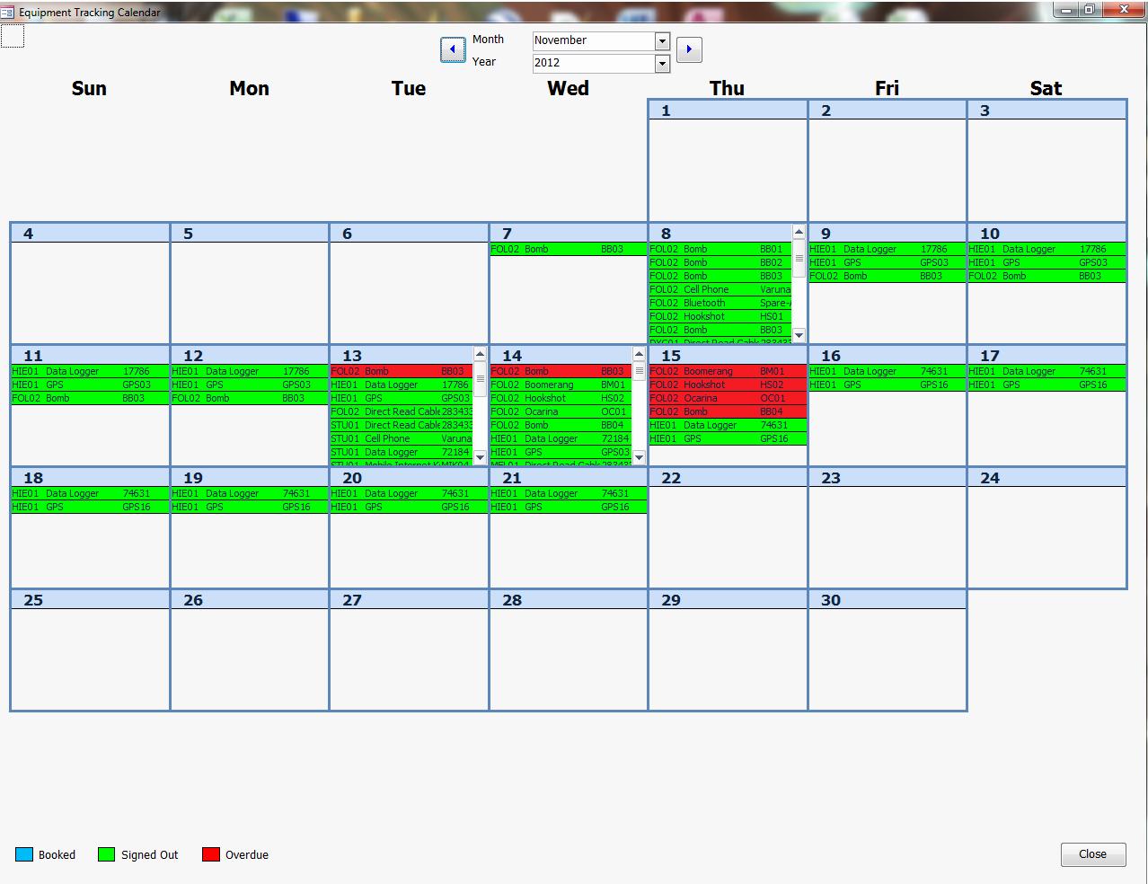 Microsoft Access Scheduler Template New Download Interactive Gantt Chart Ms Access