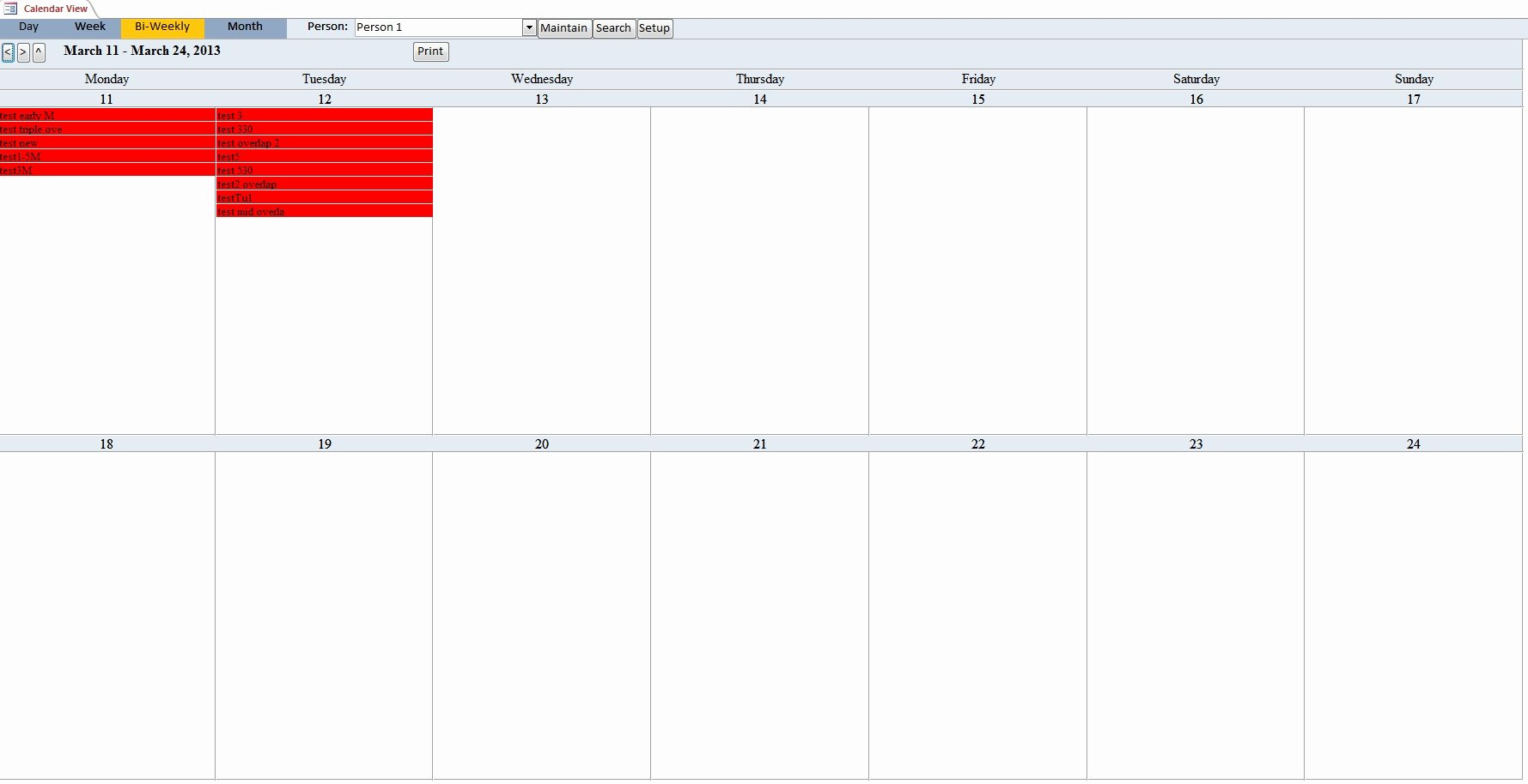 Microsoft Access Scheduling Template New Kalender 2019 Mit Feiertagen