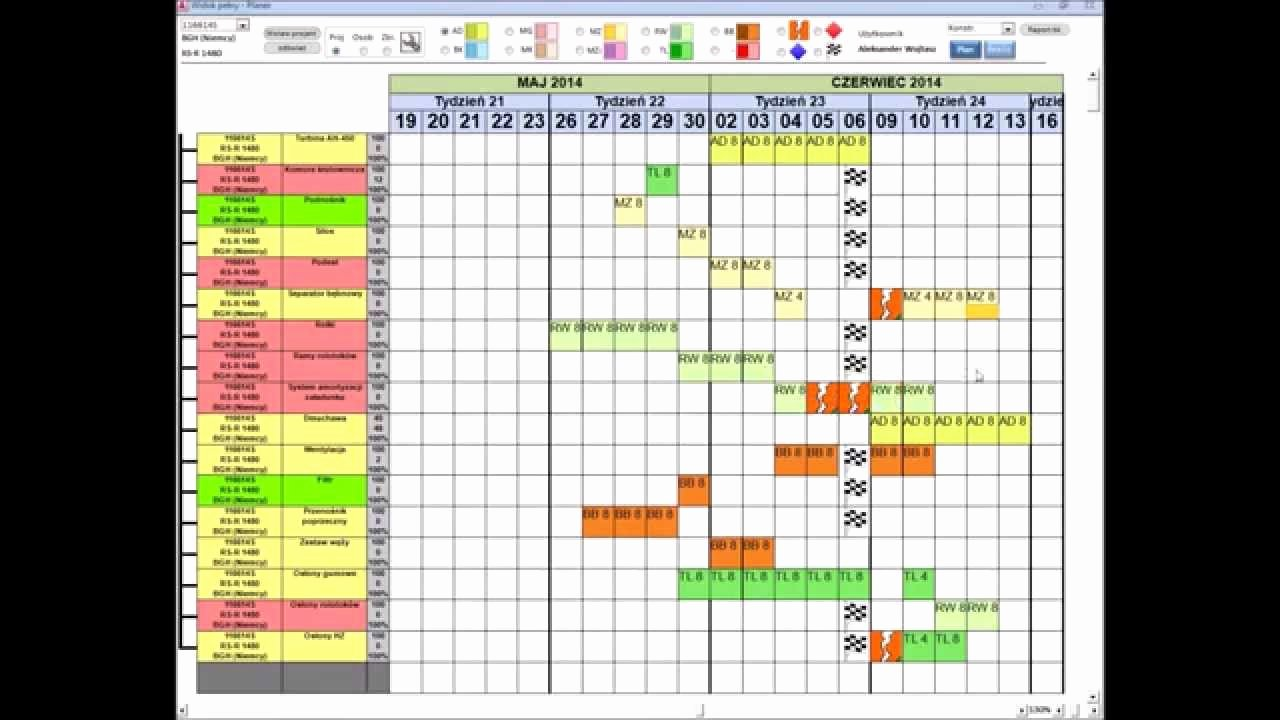 Microsoft Access Scheduling Template Unique Microsoft Access Interactive Gantt Chart