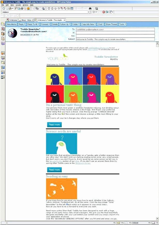 Microsoft Outlook Newsletter Template Lovely Outlook Template Newsletter Create Best Templates