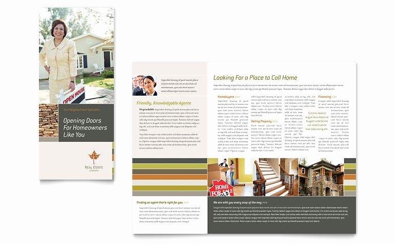 Microsoft Publisher Booklet Template Unique Microsoft Fice Tri Fold Brochure Template Csoforumfo