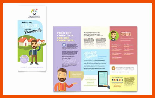Microsoft Publisher Brochure Template Awesome 4 5 Flyer Templates for Word