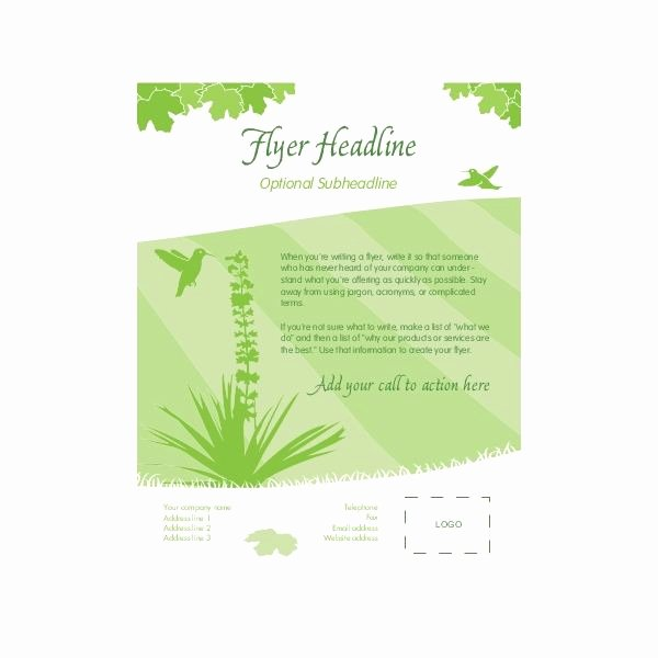 Microsoft Publisher Brochure Template Beautiful Free Templates for Microsoft Publisher Flyers