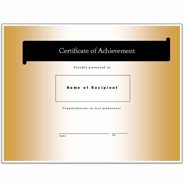 Microsoft Publisher Certificate Template New Microsoft Publisher Certificate Templates Free Download 28