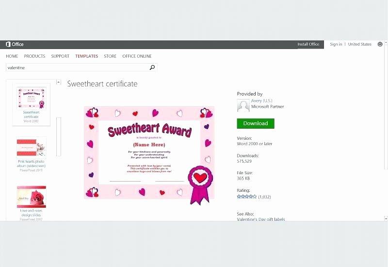 Microsoft Publisher Certificate Template Unique Microsoft Fice Certificate Template Certificate