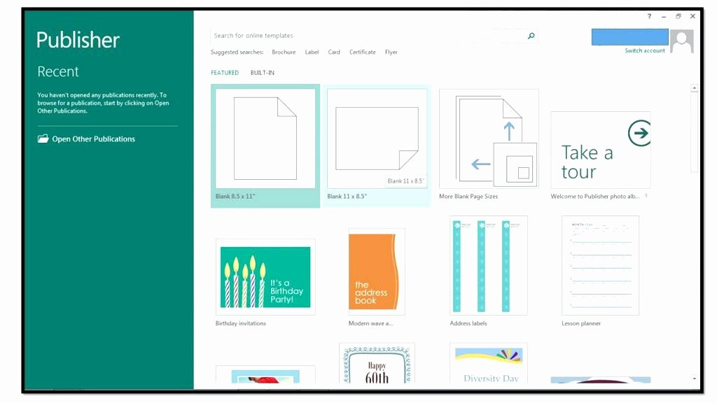 Microsoft Publisher Website Template Awesome Image Titled Make A Website Using Publisher Step 6