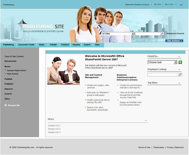 Microsoft Publisher Website Template Lovely Microsoft Website Templates Microsoft Sharepoint Templates