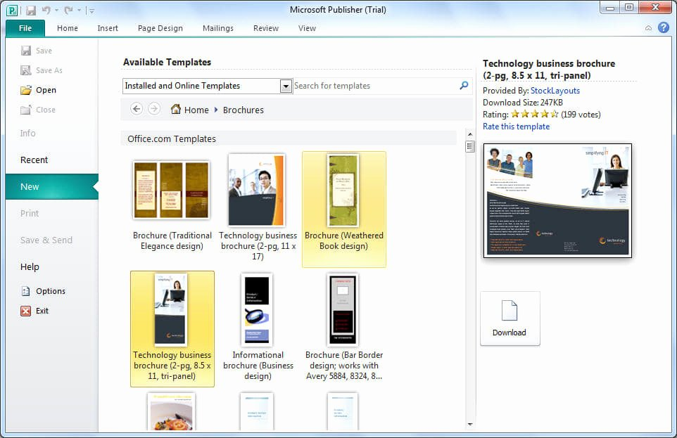 Microsoft Publisher Website Template New Microsoft Publisher Website Templates Free Download