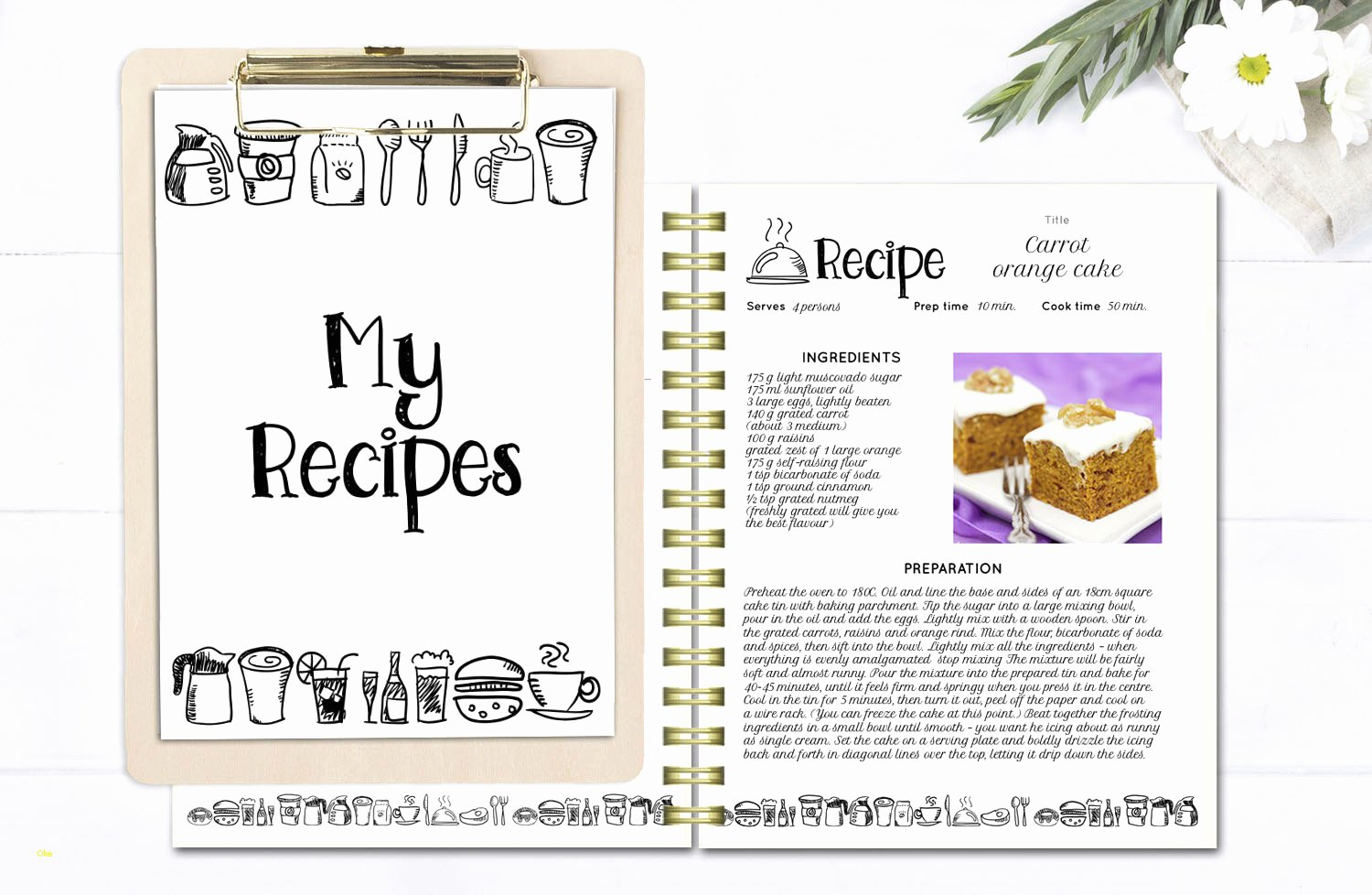 Microsoft Word Cookbook Template Awesome Awesome Microsoft Word Recipe Template