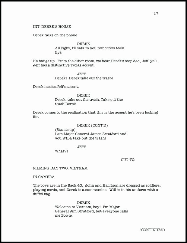 Microsoft Word Screenplay Template New Play Script Template Play Script Layout Microsoft Word