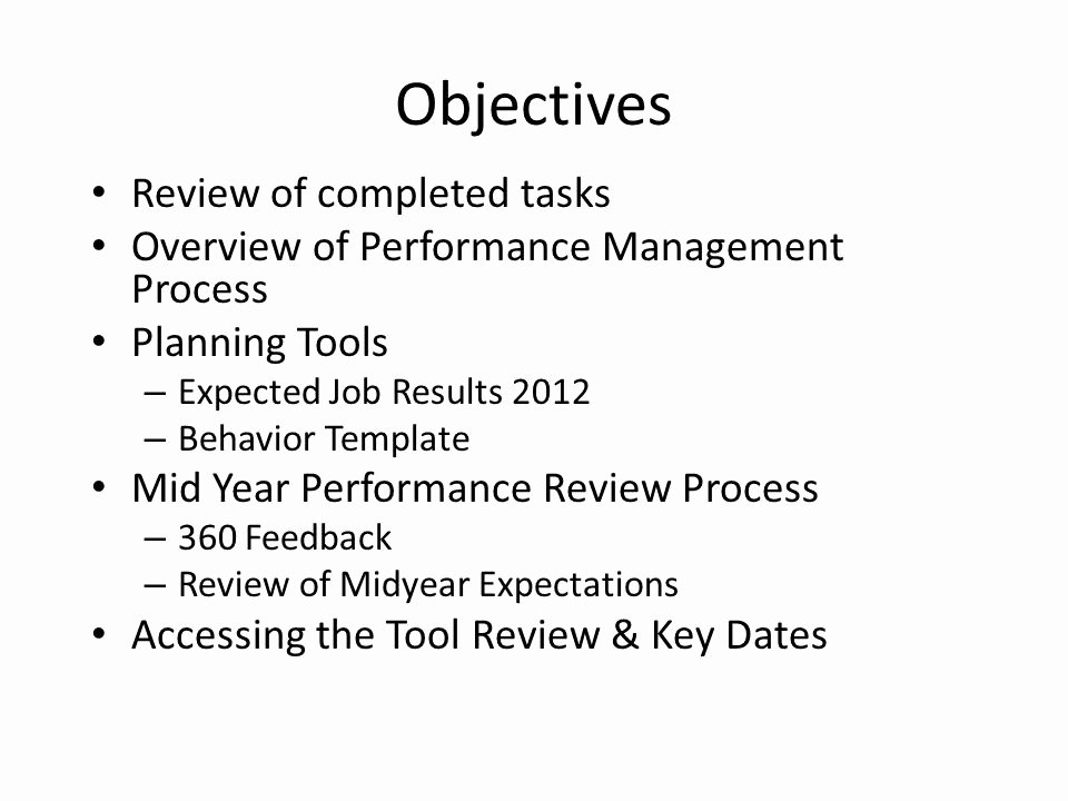 Mid Year Review Template New 15 Of Mid Year Performance Review Template for