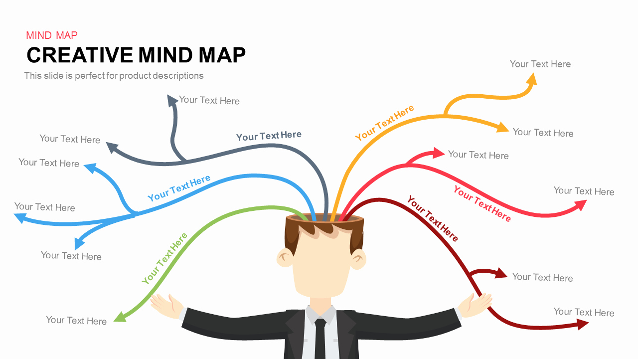 Mind Map Template Powerpoint Best Of Creative Mind Map Powerpoint and Keynote Template