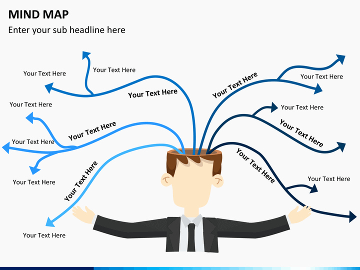 powerpoint mind map