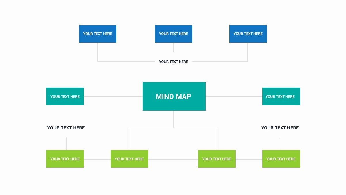 Mind Map Template Powerpoint New Free Mind Map Powerpoint Template Ppt Presentation theme