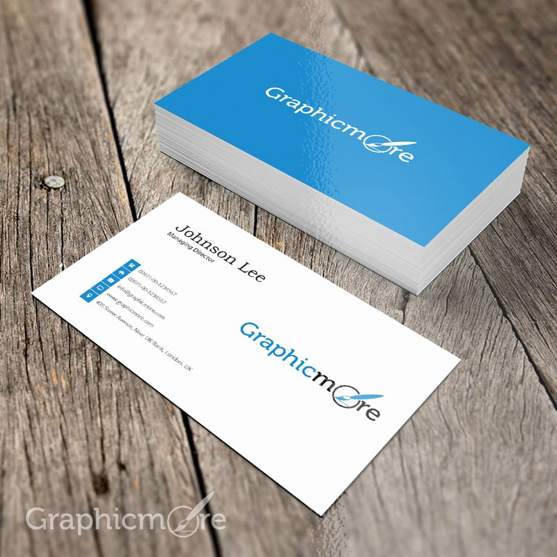 Minimalist Business Card Template Awesome 300 Best Free Business Card Psd and Vector Templates