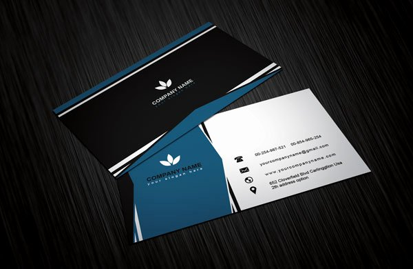 Minimalist Business Card Template Lovely Creative Clean Minimalist Business Card Template Free