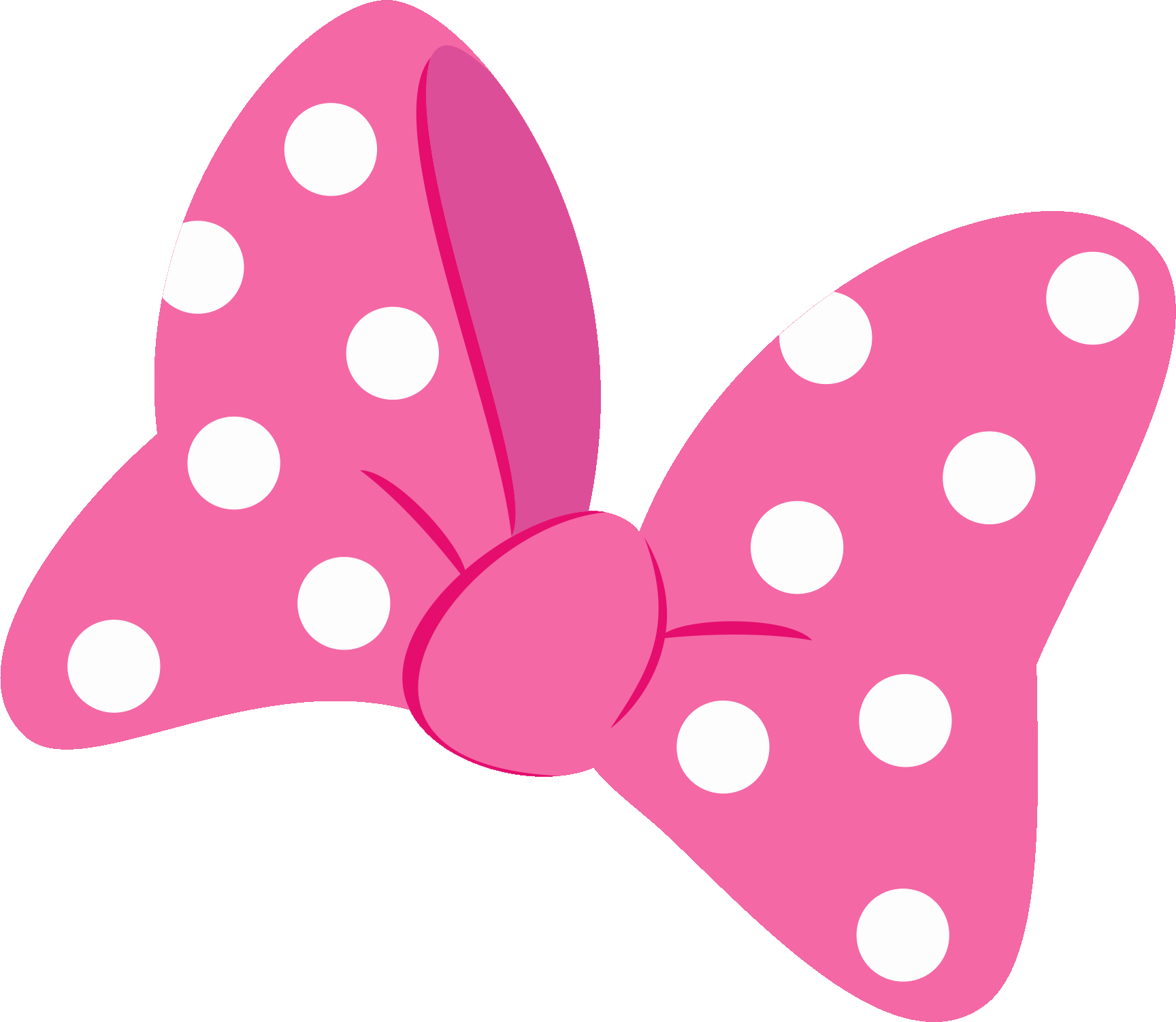 Minnie Mouse Bow Template Beautiful Pink Bow Clip Art Google Search