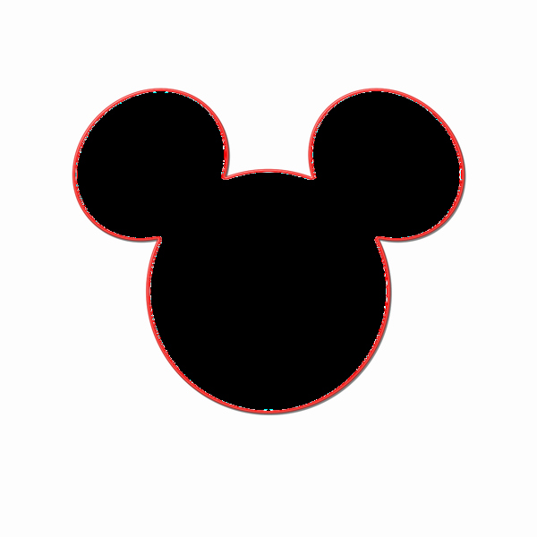Minnie Mouse Bow Template Fresh Minnie Mouse Bow Template Clipart