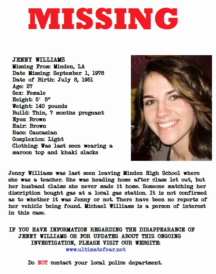 funny missing person template missing person flyer maker