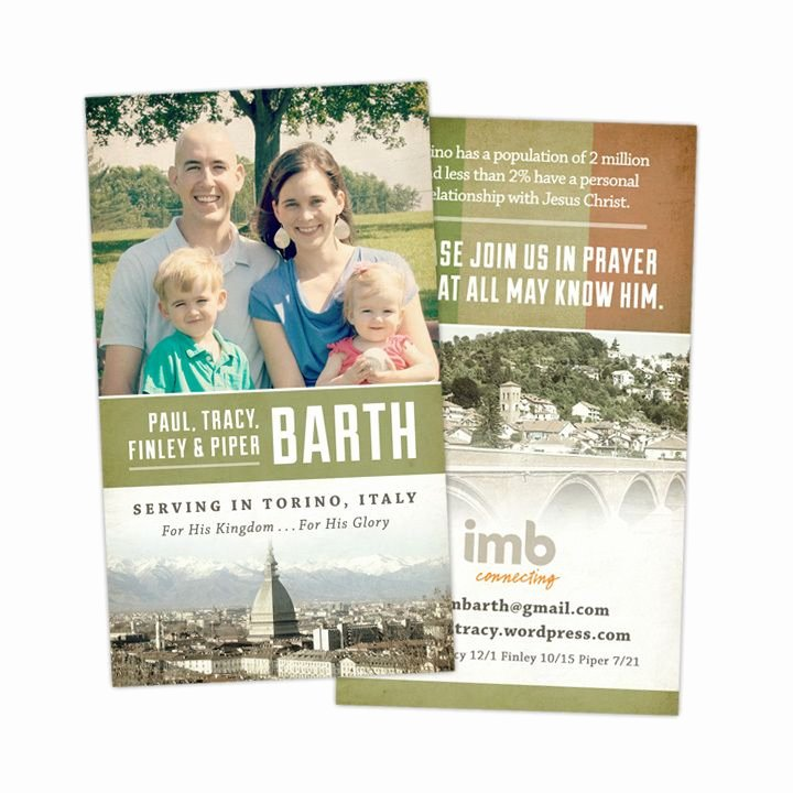 Missionary Prayer Card Template Inspirational Small Prayer Card