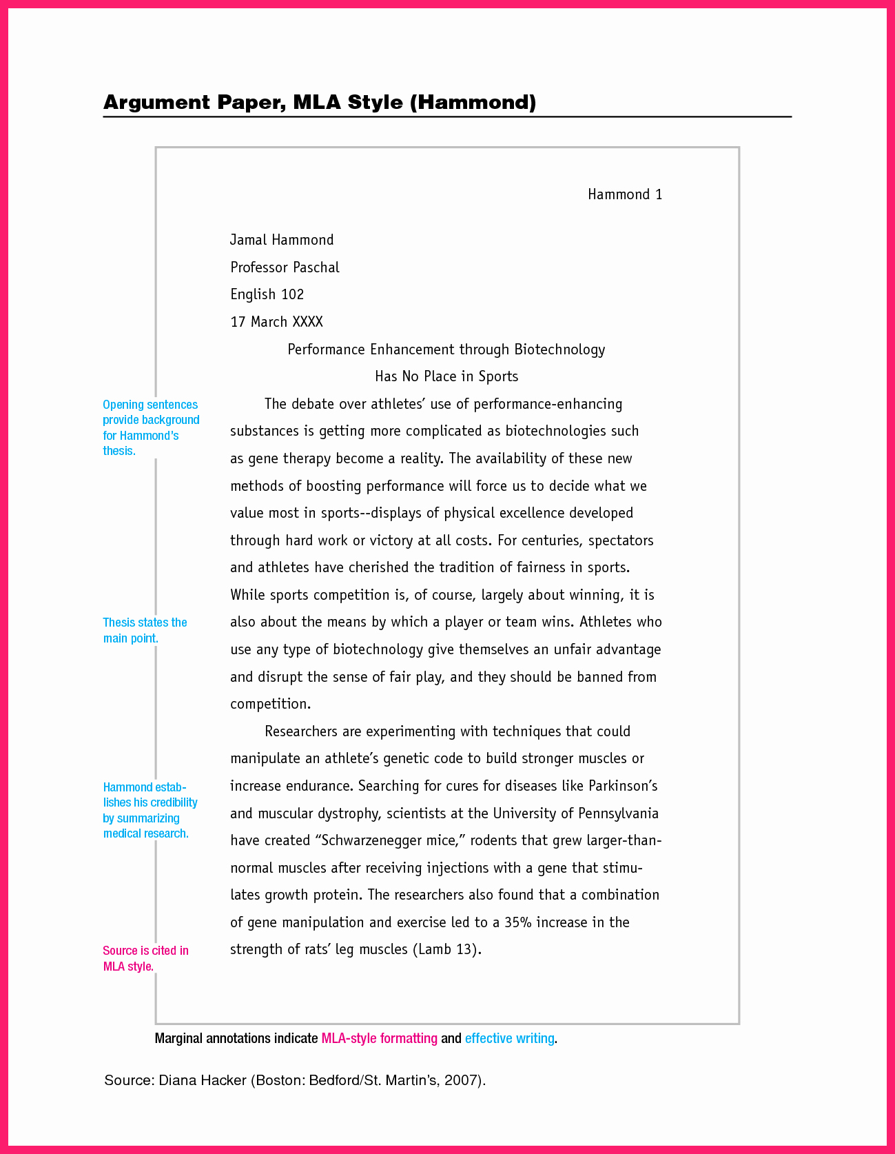 Mla format Paper Template Beautiful How to Mla format A Paper