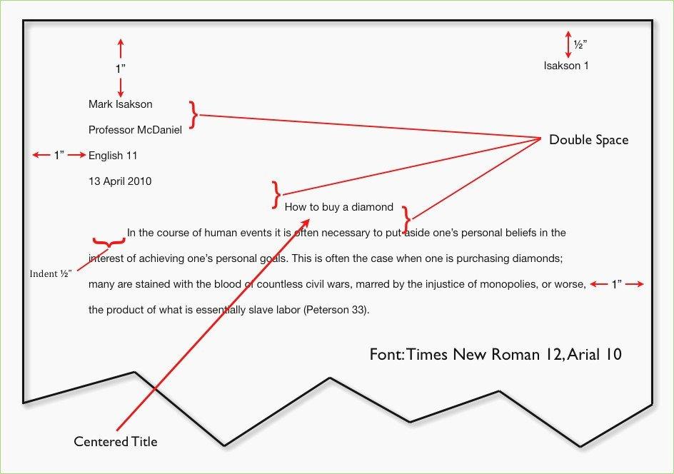Mla Template Google Docs New Mla format Personal Letter – thepizzashop