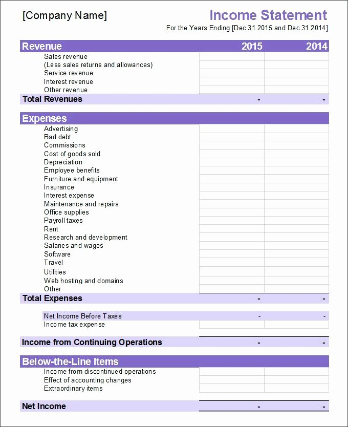 Monthly Financial Report Template Inspirational Financial Report format In Excel Monthly Template – Handtype