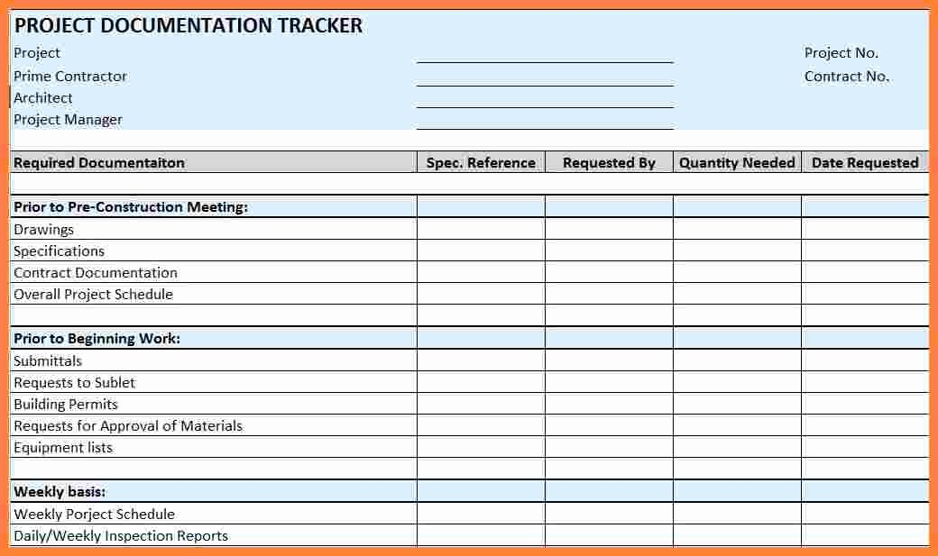 Monthly Progress Report Template Unique 7 Weekly Construction Progress Report Template