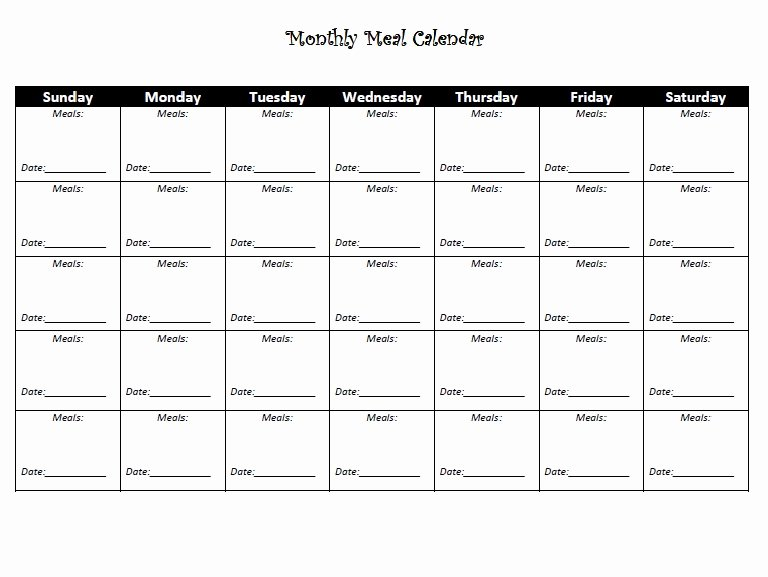 Monthly Workout Schedule Template Awesome 7 Best Of Printable Monthly Workout Calendar